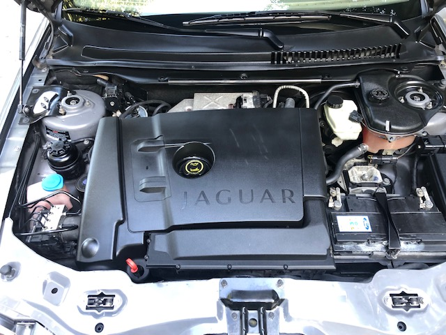Jaguar X-Type 2.0 D Executive (Vendido)