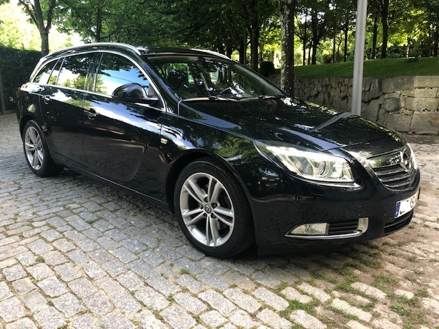 Opel Insignia Sports Tourer (Vendido)