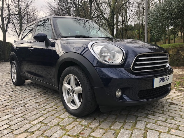 MINI Countryman Cooper D (Vendido)