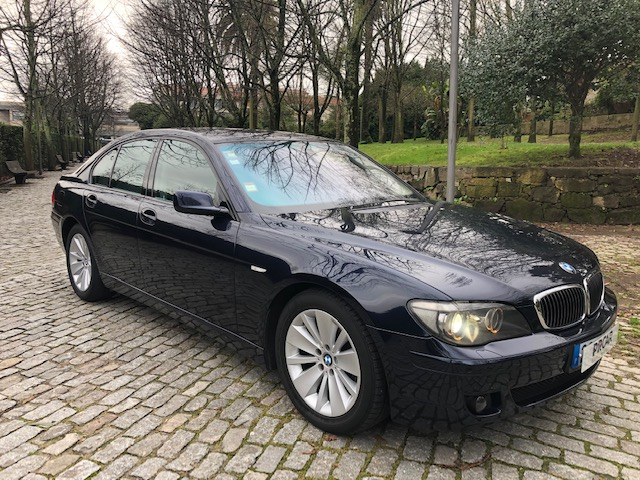 BMW 730 Executive Nacional (Vendido)