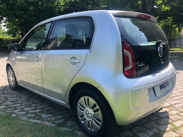 VW Up! 1.0 BlueMotion High (Vendido)
